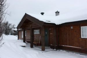 Ny hytte Dagali